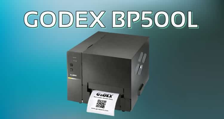 GODEX BP500L(HAZIR)