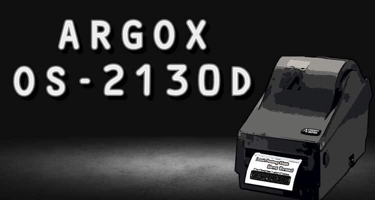argox213d
