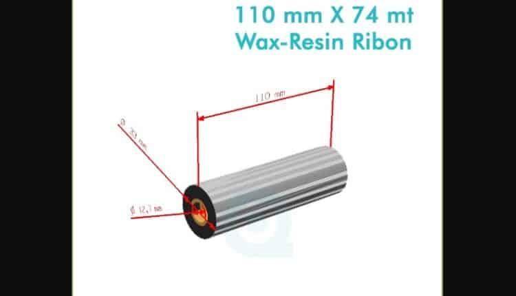 110 _mm_x_74_m_wax_resin_ribon-ozellikleri