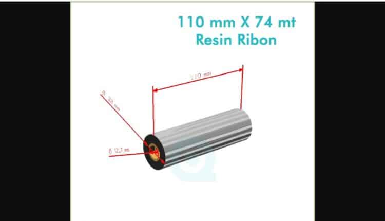110mm-x-91m-resin-ribon